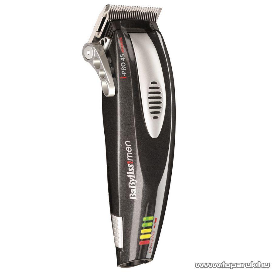 BaByliss E960E i-Pro 45 Intensive haj- és szakállnyíró