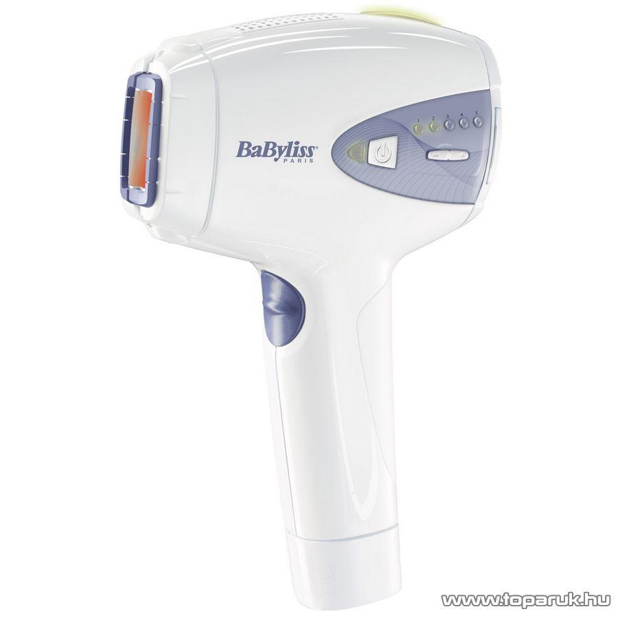 BaByliss G930E IPL-Quartz tartós szőrtelenítő készülék arcra és testre