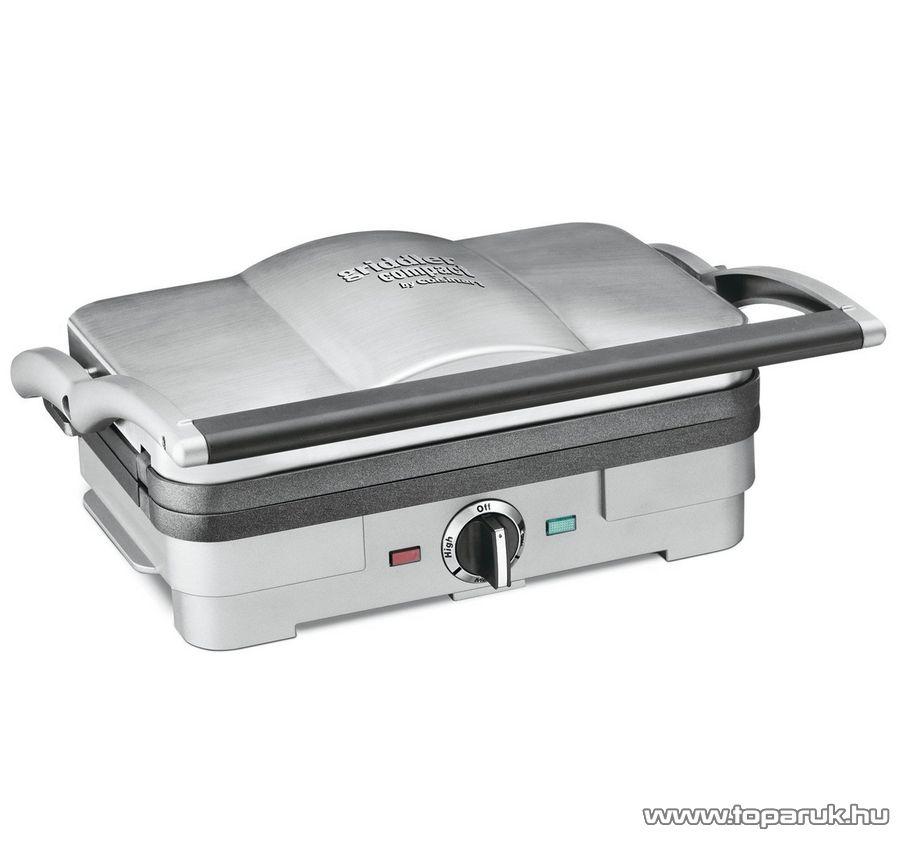 Cuisinart GR35E Kontakt grillsütő