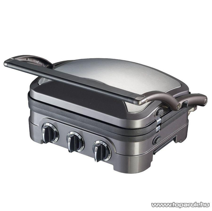 Cuisinart GR40E Kontakt grillsütő - készlethiány
