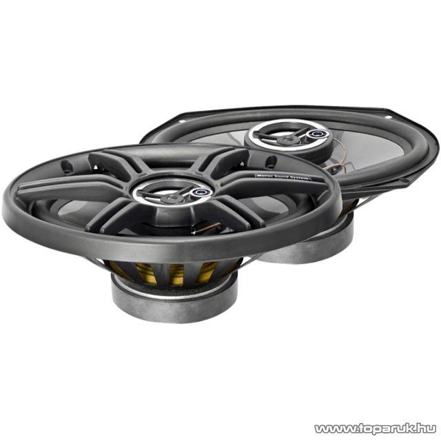 """MNC Bronx 6x9""""/165x236mm, 130W-os, 4ohm-os ovál autó hangszóró pár (37069) - megszűnt termék: 2015. július"""