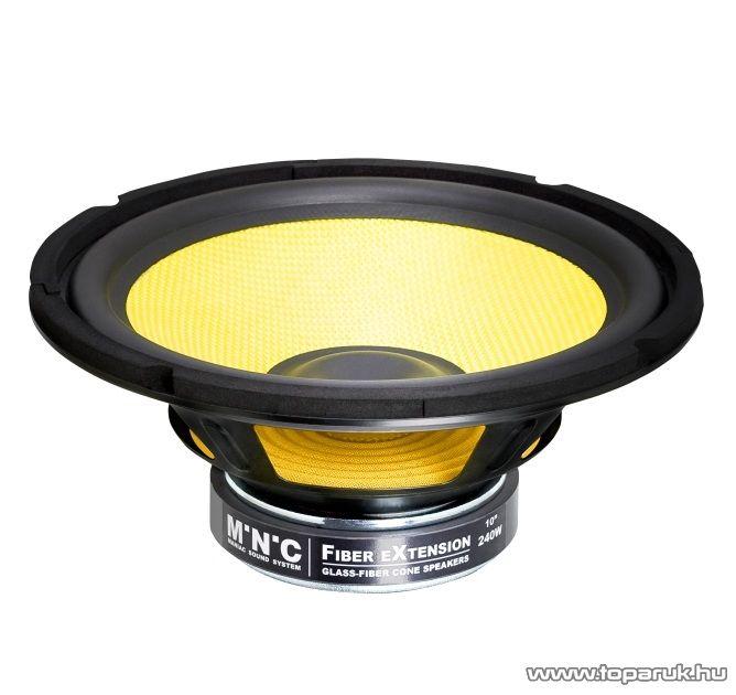 """MNC FX Fiber eXtension hangszóró, 10"""" / 250 mm, 4 ohm, 240W (30825) - készlethiány"""