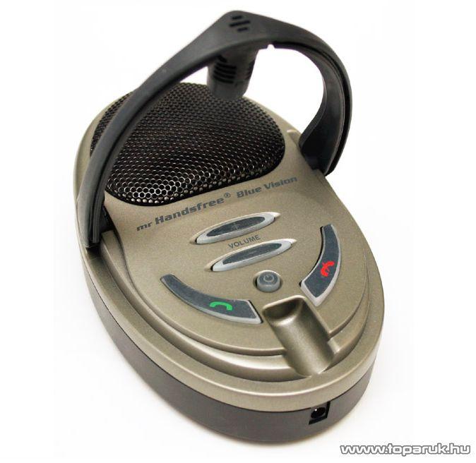 Mr Handsfree Blue Vision Bluetooth autós kihangosító - készlethiány