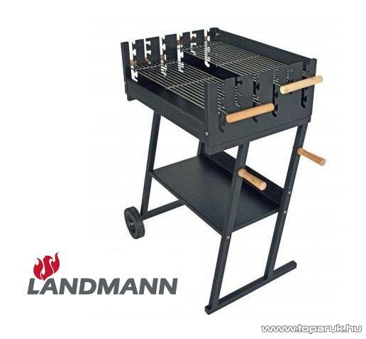 Landmann 11470 faszenes party grillkocsi (14 személyes)
