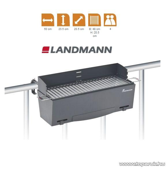 Landmann 11900 Faszenes balkongrill (4 személyes)
