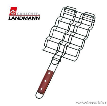 Landmann 13342 Teflon bevonatú grill csöveskukorica forgató