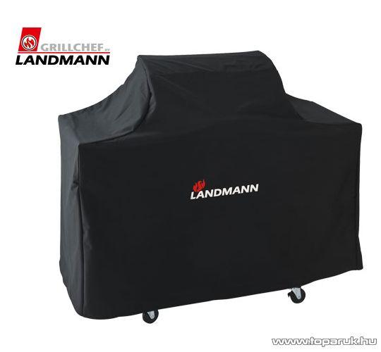 Landmann 14333 grillhuzat, grillkocsi védőtakaró, 142 x 114 x 56 cm - megszűnt termék: 2016. május