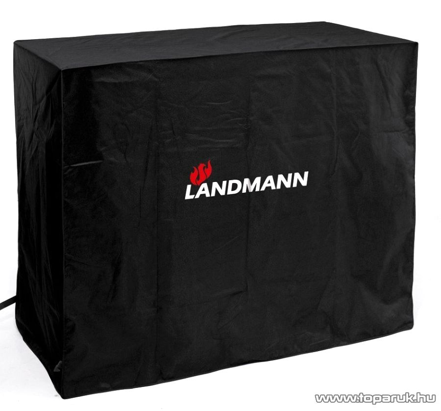 Landmann 14338 grillhuzat, grillkocsi védőtakaró, 150 x 100 x 75 cm - készlethiány