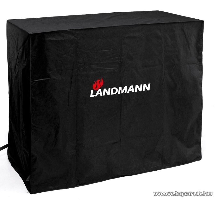 Landmann 14338 grillhuzat, grillkocsi védőtakaró, 150 x 100 x 75 cm