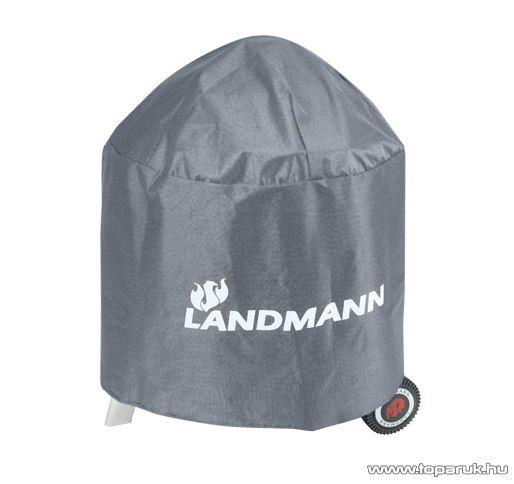 Landmann 15704 PREMIUM R, 600D grillhuzat, grillkocsi védőtakaró, védőhuzat, 70 x 90 cm - készlethiány