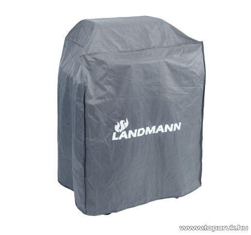 Landmann 15705 PREMIUM M, 600D grillhuzat, grillkocsi védőtakaró, védőhuzat, 80 x 120 x 60 cm