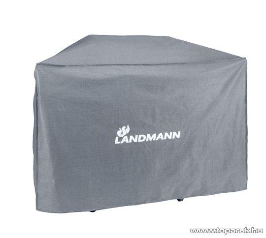 Landmann 15707 PREMIUM XL, 600D grillhuzat, grillkocsi védőtakaró, védőhuzat, 145 x 120 x 60 cm