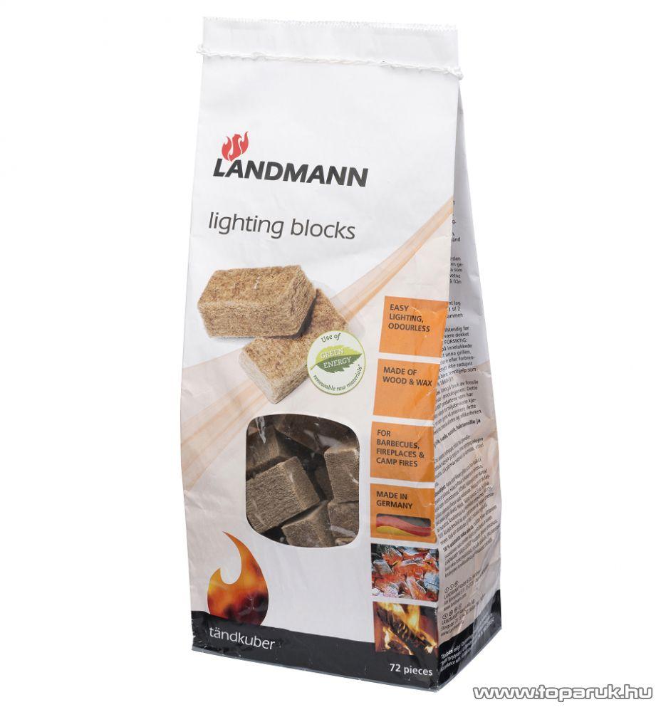 Landmann 13838 Grill gyújtókockák, 72 db-os szett