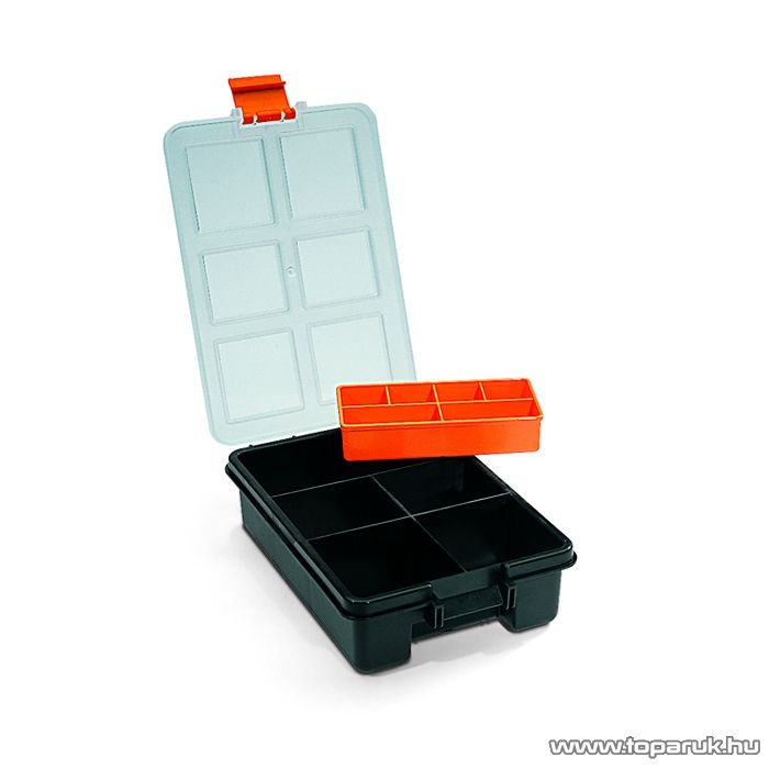 NOU Rendszerező doboz, 150 x 235 x 65 mm (10961) - megszűnt termék: 2015. január