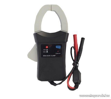 HOLDPEAK 605 Kiegészítő lakatfogó adapter a HOLDPEAK 760D típusú műszerhez, 600A AC/DC