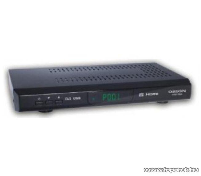Orion DVBT R665 SET-TOP-BOX DVB-T vevő készülék, dekóder - Megszűnt termék: 2014. Február