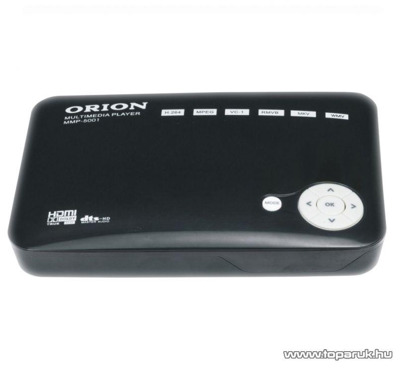 Orion MMP 300 Médialejátszó, multimédia lejátszó - Megszűnt termék: 2014. Október