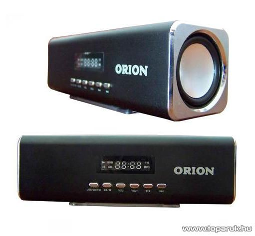 Orion OPR 003 Hordozható kártyaolvasós rádió, többféle színben! - készlethiány