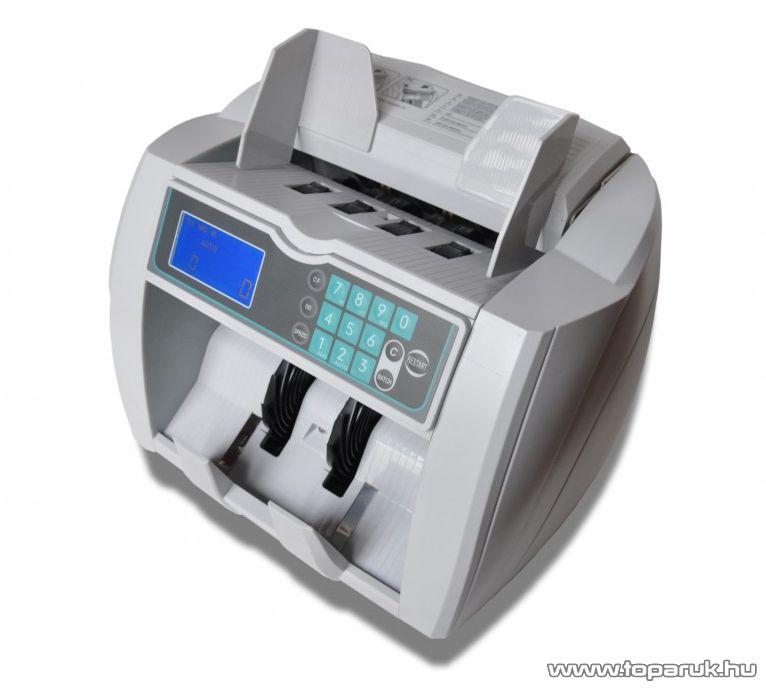 MC24 2950 Bankjegyszámláló, pénzszámláló gép (UV, MG, IR bankjegyvizsgálat), fehér - megszűnt termék: 2015. december
