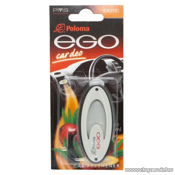 Paloma Illatosító Ego Exotic, 3 ml (P03524) - megszűnt termék: 2016. július