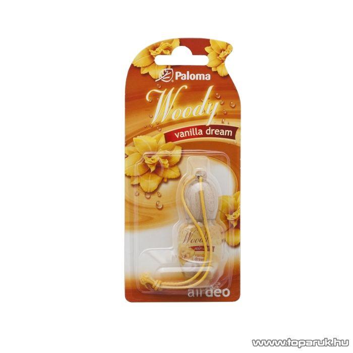 Paloma P03690 Woody Vanilla Illatosító, 7 ml