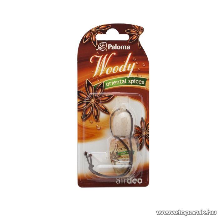 Paloma P03693 Woody Oriental Spice Illatosító, 7 ml