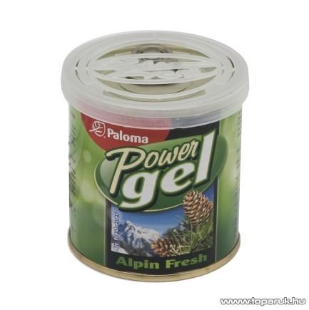 Paloma P06201 Power Gel Alpin Fresh illatosító, 80 g