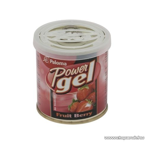 Paloma P06202 Power Gel Fruit Berry illatosító, 80 g
