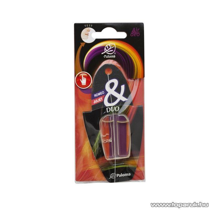Paloma P07802 Duo Parfüm Romeo and Juliet illatosító, 2 x 3 ml