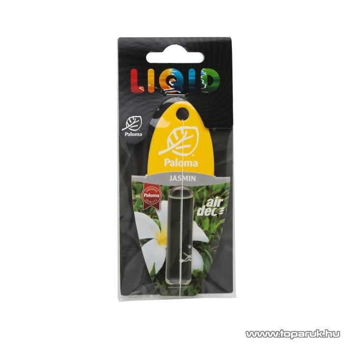 Paloma P10535 Parfüm Liqid Jasmin illatosító, 5 ml