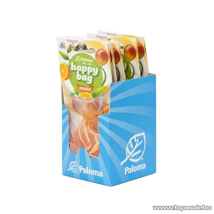 Paloma P10569 Happy Bag Exotic illatosító, 5 db / csomag - készlethiány