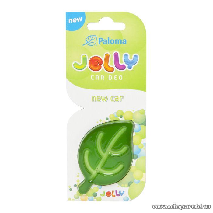 Paloma Illatosító Jelly New Car (P13733) - megszűnt termék: 2015. november