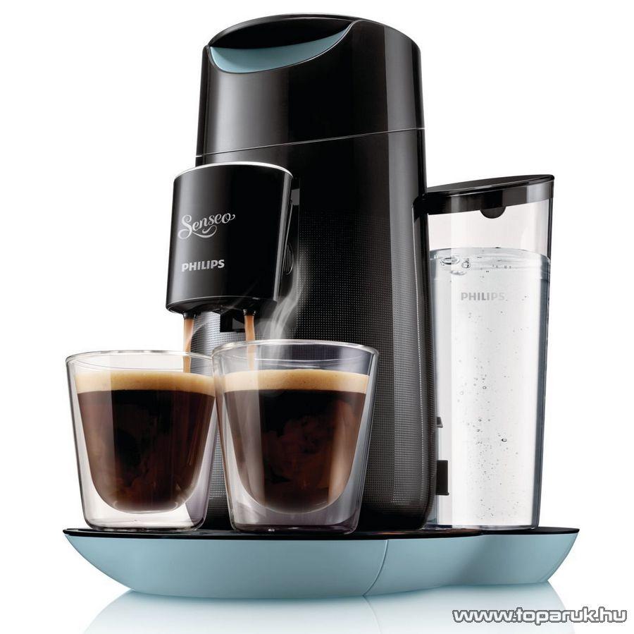 Philips HD 7870/60 SENSEO Twist kávépárnás kávéfőző - Megszűnt termék: 2015. Február