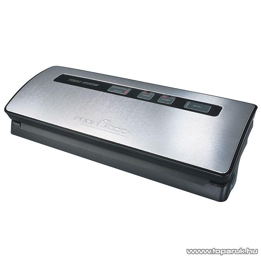 ProfiCook PC-VK1015 Professzionális vákuum csomagoló, fóliahegesztő - Megszűnt termék: 2016. Február