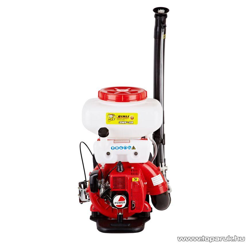 QINLI 3WF-3A Benzinmotoros háti permetező gép, 20 literes - megszűnt termék: 2014. október