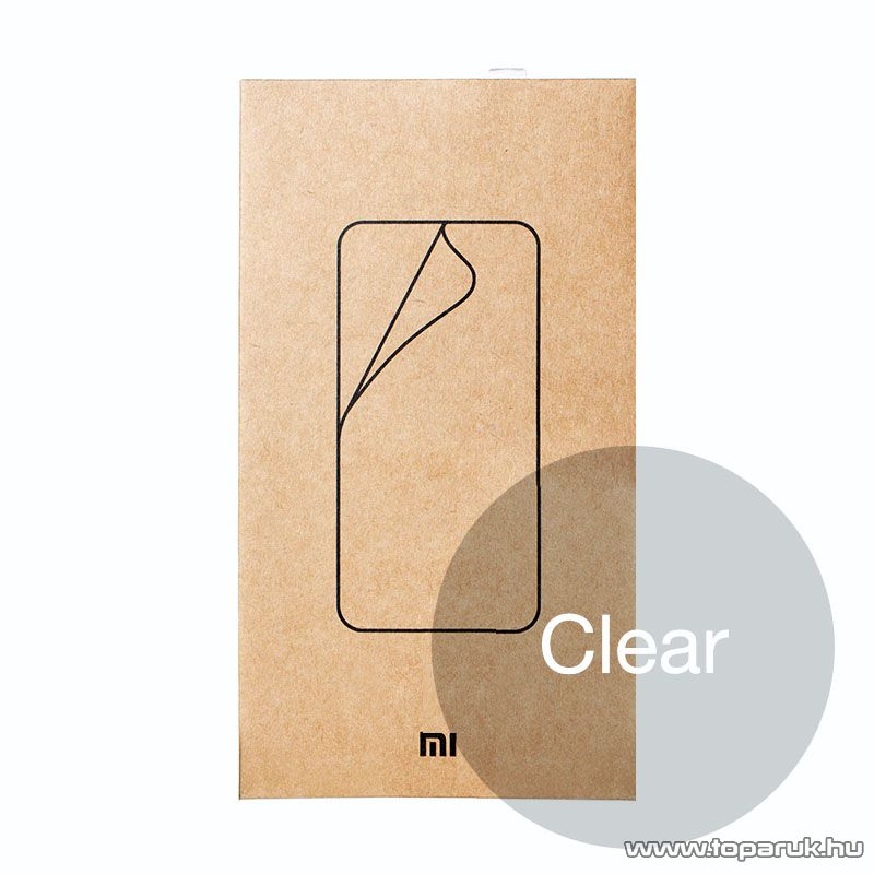Xiaomi Hongmi / Redmi Note kijelző védő fólia, clear, 2 db / csomag
