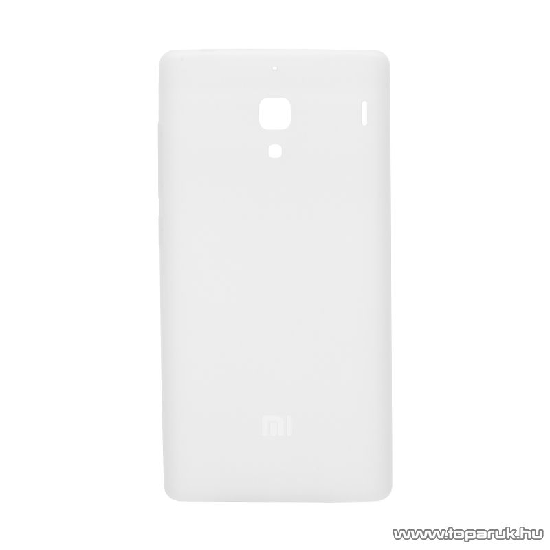 Xiaomi Hongmi 1S / Redmi 1S TPU gyári mobiltelefon tok, fehér