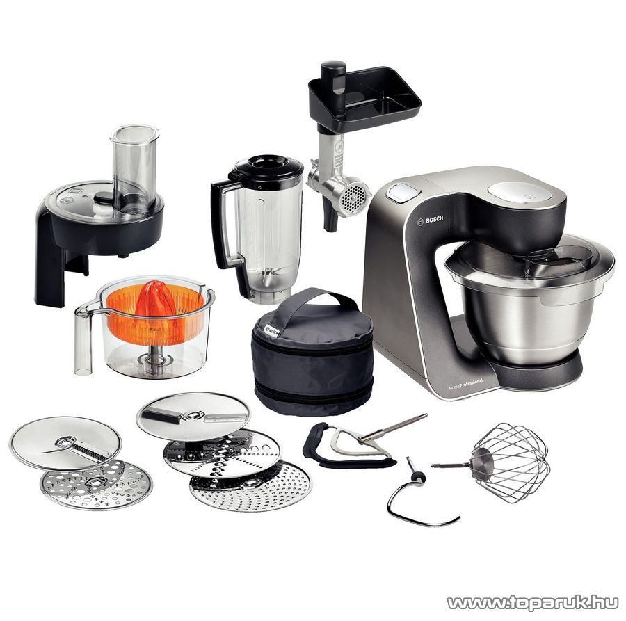 Bosch MUM57860 Multifunkciós konyhai robotgép - készlethiány