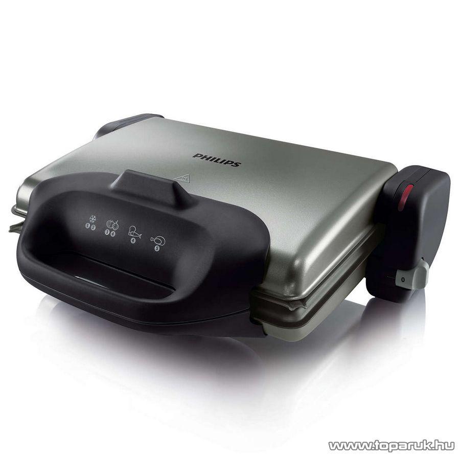 Philips HD4467/90 Kontakt grillsütő, asztali grill - készlethiány