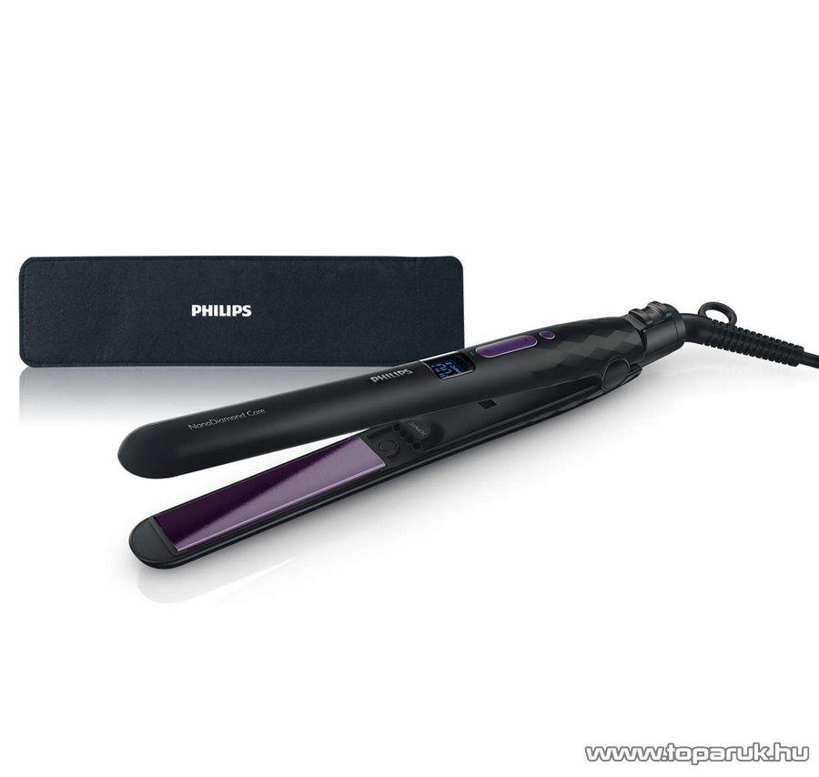 Philips HP8344/20 Nano-Diamond hajegyenesítő, hajvasaló (hajsimító)