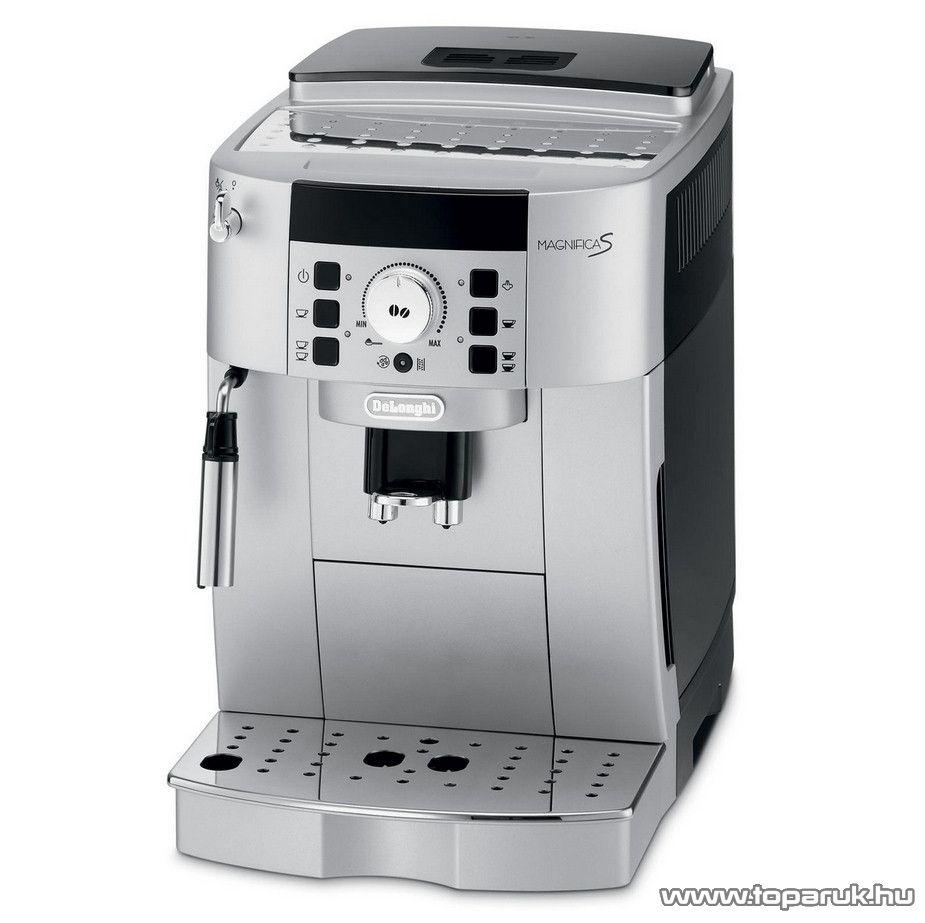 Delonghi ECAM-22.110.SB Magnifica 'S' kávéfőző - készlethiány