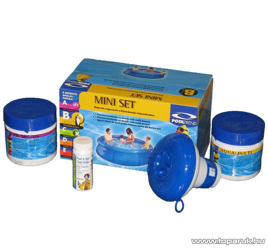 PoolTrend / PontAqua Mini induló medence vegyszerkészlet (3 db-os csomag) - készlethiány
