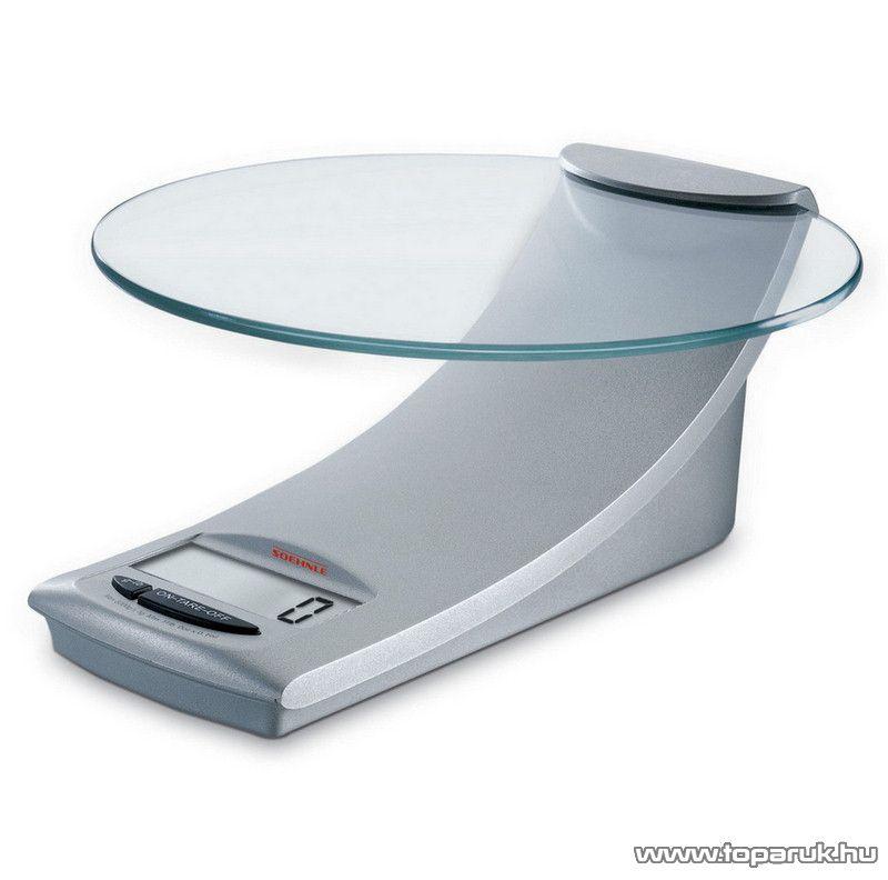 Soehnle Model 65055 Digitális konyhai mérleg - készlethiány