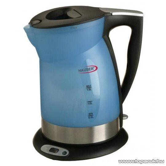 Hauser JK-905 1,5 literes vízszűrős vízforraló