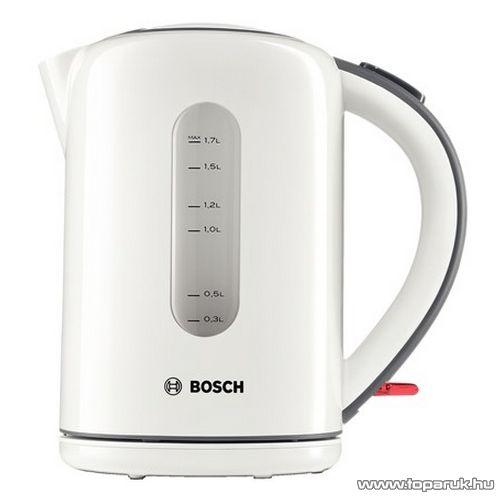 Bosch TWK7601 1,7 literes vízforraló - készlethiány