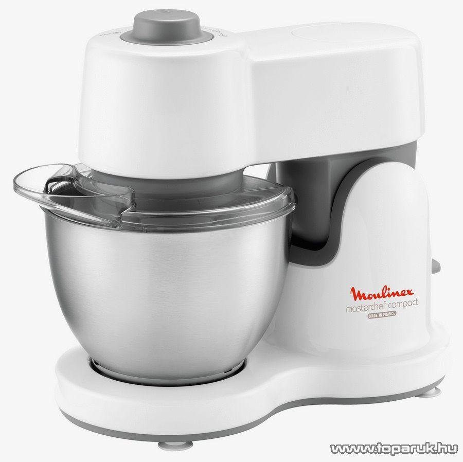 Moulinex QA205 Masterchef Gourmet Compact konyhai robotgép - Megszűnt termék: 2015. Augusztus