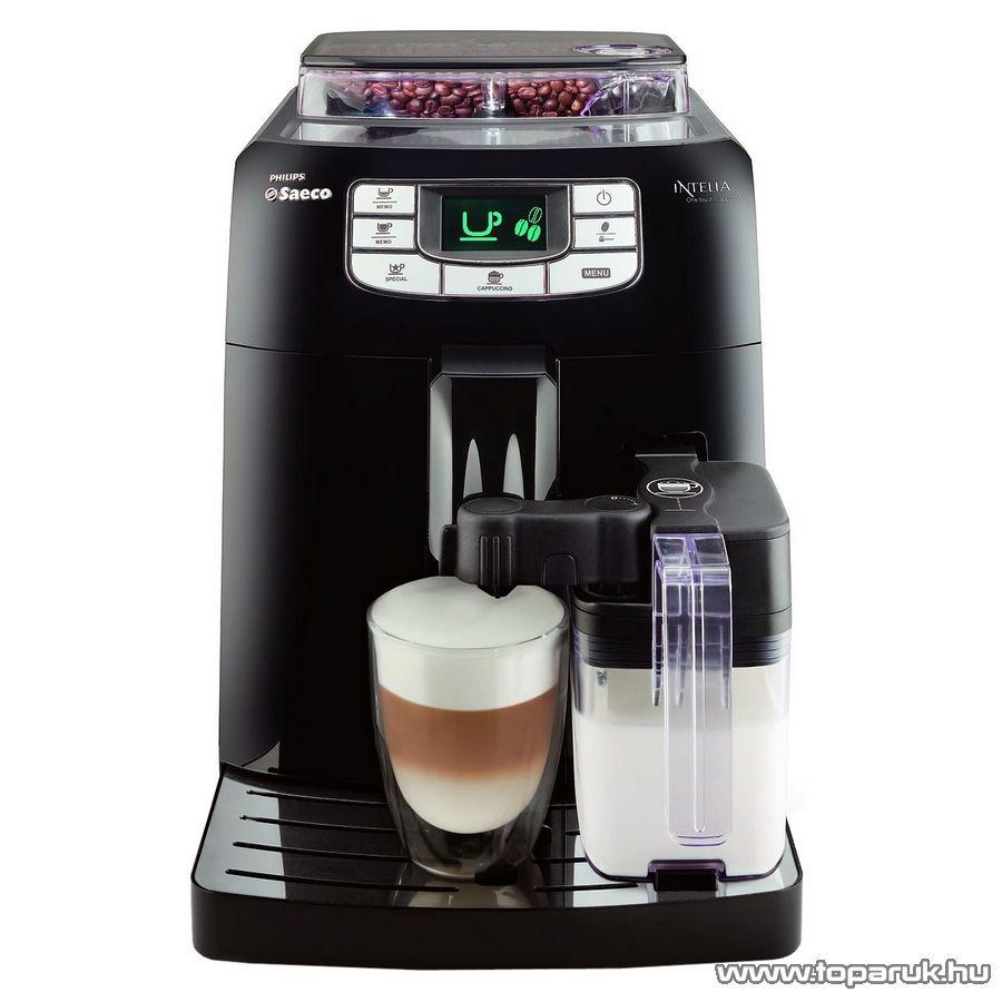 Philips Saeco HD8753/19 Intelia automata eszpresszó kávéfőző - készlethiány