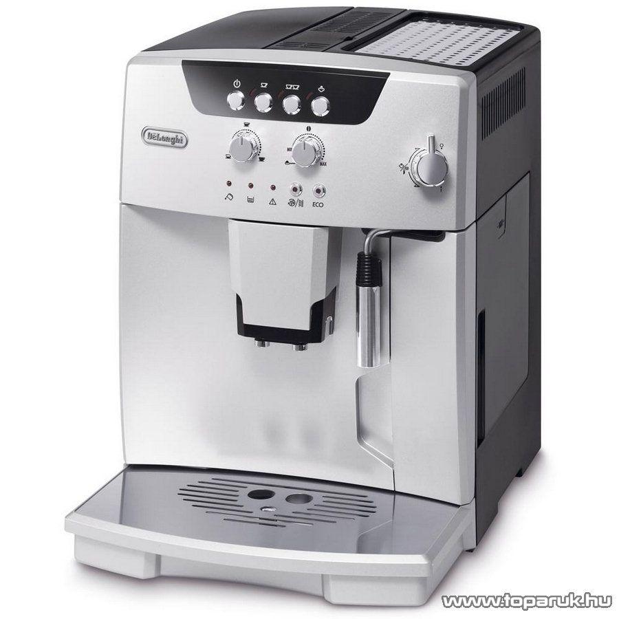Delonghi Magnifica ESAM 04.110.S automata kávéfőző - készlethiány