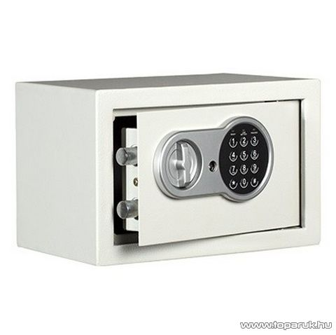 Protector Universal 1E 9 literes elektronikus mini széf, bútorszéf