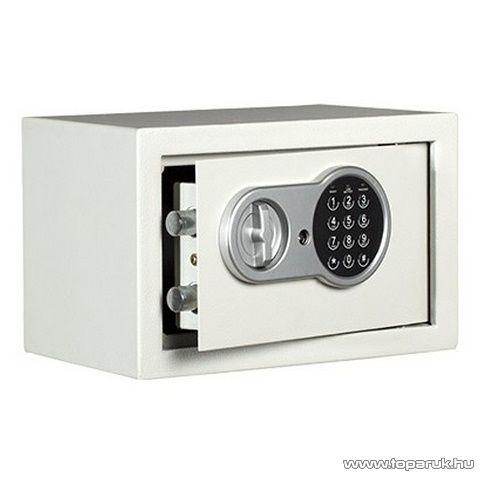 Protector Universal 1E 9 literes elektronikus mini széf, bútorszéf - készlethiány